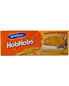 Biscuiti din cereale integrale si ovaz McVitie's HobNobs 300g