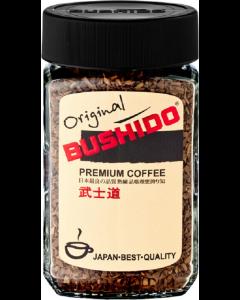 Cafea solubila Bushido 50g