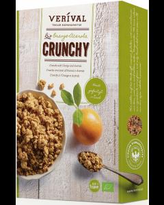 Musli portocala si acerola Verival Bio Crunchy 325g