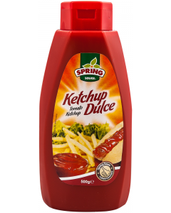 Ketchup dulce Spring 500g