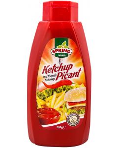 Ketchup picant Spring 500g