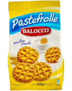 Biscuiti pastefrolle Balocco 350g