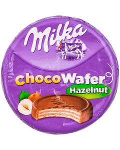 Milka - Choco Wafer Hazelnut 30g