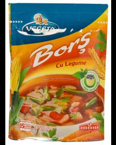 Bors cu legume Vegeta 150g
