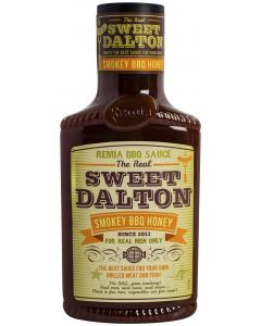 Sos Sweet Dalton Smokey BBQ Honey Remia 450ml