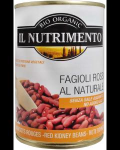 Fasole Bio Borlotti IL Nutrimento 400g