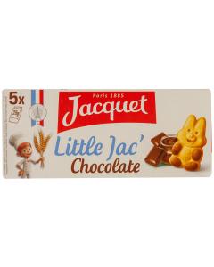 Little Jac' chocolate Jacquet 5x28g