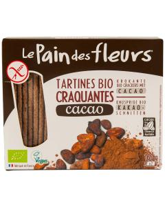 Tartine bio cu cacao Le Pain des fleurs 160G
