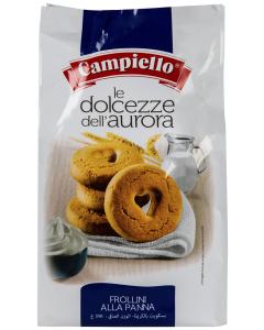Biscuiti Frollini alla panna Campiello 350g