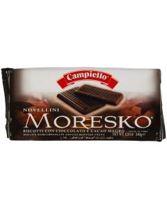 Biscuiti cu ciocolata Campiello Moresko 340g