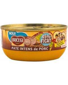 Pate intens de porc Bucegi 120g