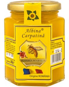 Miere de floarea soarelui Albina Carpatina 360