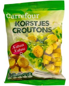 Crutoane prajite Carrefour 75g