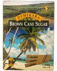 Zahar brun Demerara 100 buc x 4g