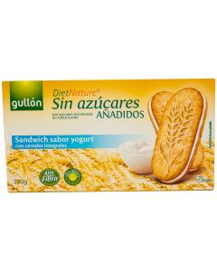 Biscuiti fara zahar Gullon 5x44G