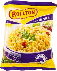 Fidea de preparare rapida cu gust de vita Rollton 60g