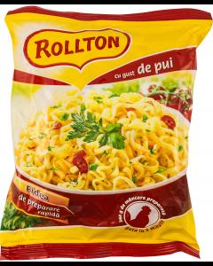 Fidea de preparare rapida cu gust de pui Rollton 60g