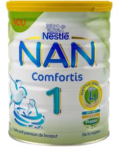 Lapte praf comfortis 1 Nan 800g