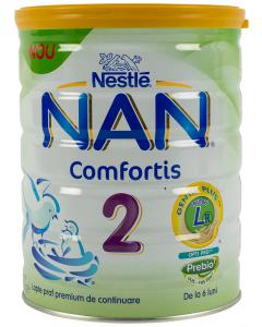 Lapte praf Comfortis 2 Nan Nestle 800G