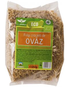 Fulgi crocanti de ovaz ecologici Pirifan 250g