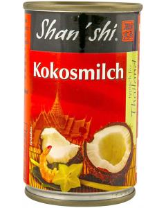 Lapte de cococ Shan'shi 165ml