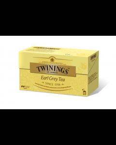 Twinings - Ceai negru Earl Grey 25 x 2g