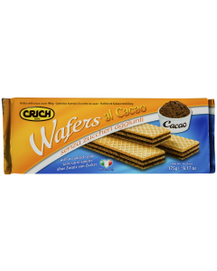Napolitane cu crema cacao Crich 175g