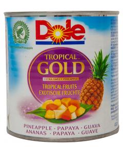 Mix de fructe tropicale Dole 432g