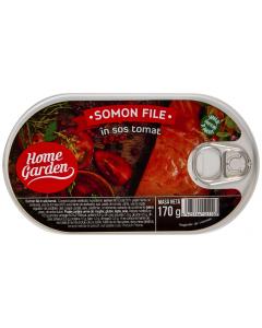 Somon file in sos tomat Home Garden 170g