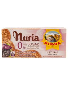 Biscuiti Nuria fara zahar Birba 135g