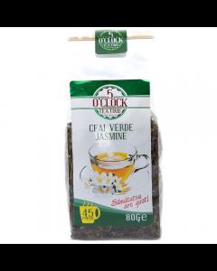 Ceai verde Jasmine 5 O'Clock Tea 80g