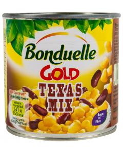 Amestec de legume Bonduelle Texas Mix Gold 340g