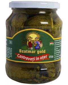 Castraveti in otet Szatmar Gold 680G