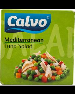 Conserva salata mediteraneana cu ton Calvo 150g