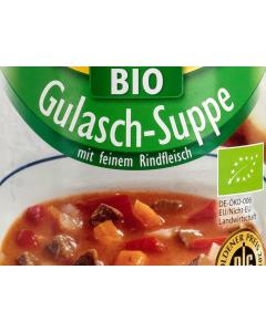 Supa gulas 400g Zimmermann Bio