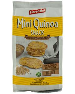 Mini quinoa snack bio Fiorentini 50g