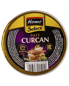 Pate curcan Hame Select 75g