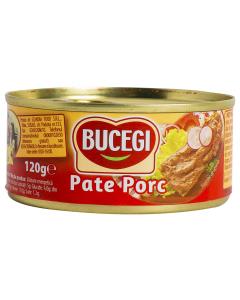 Pate de porc Bucegi 120g