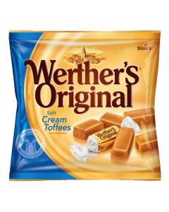 Caramele moi cu frisca Werther's Original 80g