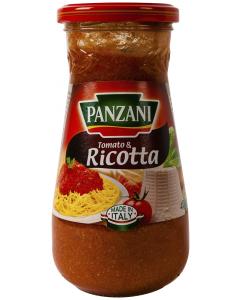 Sos de rosii gatit cu branza ricotta Panzani Ricotta 400g