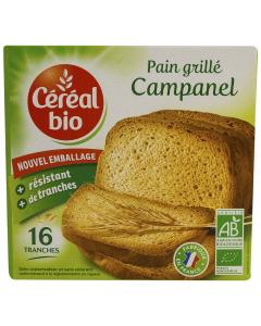 Paine taraneasca toast bio Cereal Bio 275g