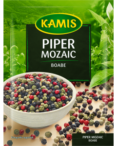 Piper mozaic boabe Kamis 15g