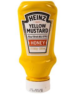 Mustar cu miere Heinz 240g