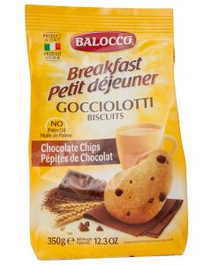 Biscuiti cu ciocolata Balocco 350g
