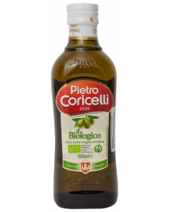 Ulei de masline extra virgin bio Pietro Coricelli 500ml