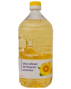 Ulei de floarea soarelui Carrefour 2l