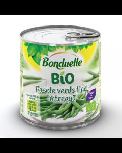 Fasole ecologica verde Bonduelle Bio 400g