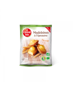 Madlene Spelta cu ou x 200g (8x25g) Cereal Bio