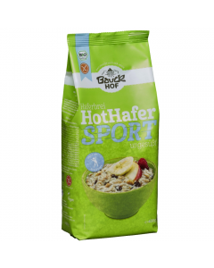 Terci Din Ovaz Fara Gluten Ecologic 400g Bauckhof