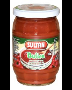 Bulion Sultan 18% borcan 310g